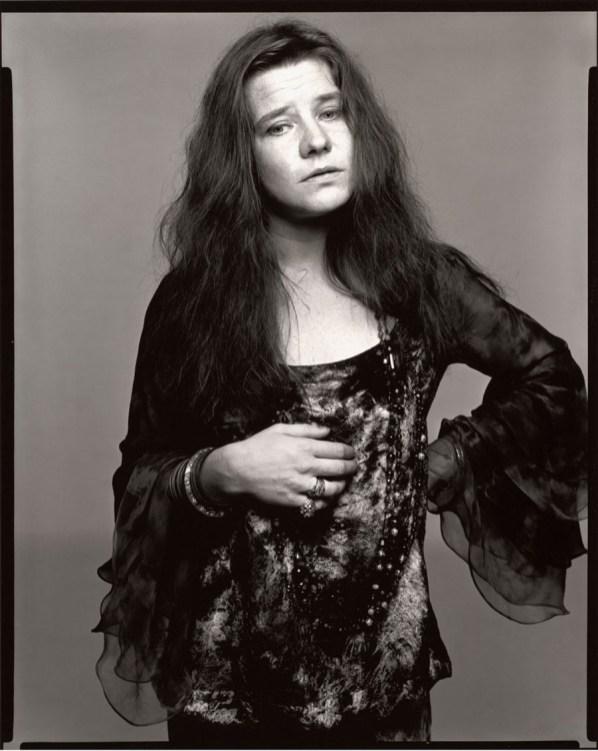 © Richard Avedon. Janis Joplin