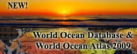 World Ocean Database and World Ocean Atlas Series - click to go