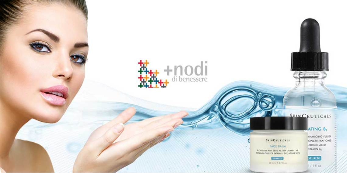 Ad Avellino SkinCeuticals è in vendita da + Nodi di Benessere.
