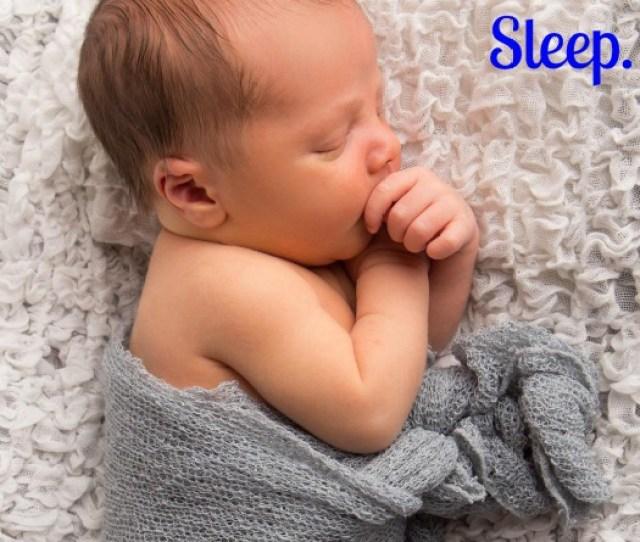Baby Sleep No Diets Allowed