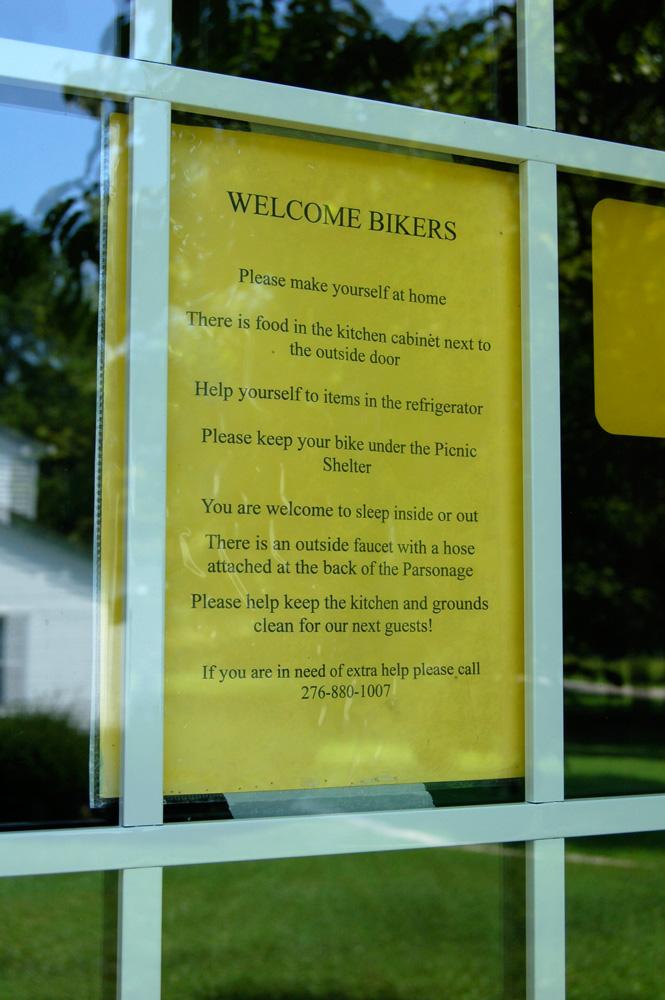 welcomebikers