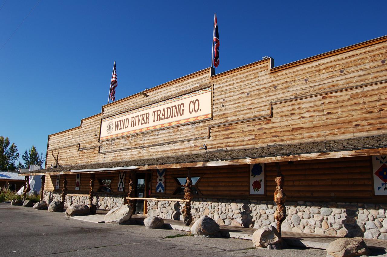 Fort Waskakie, Wyoming