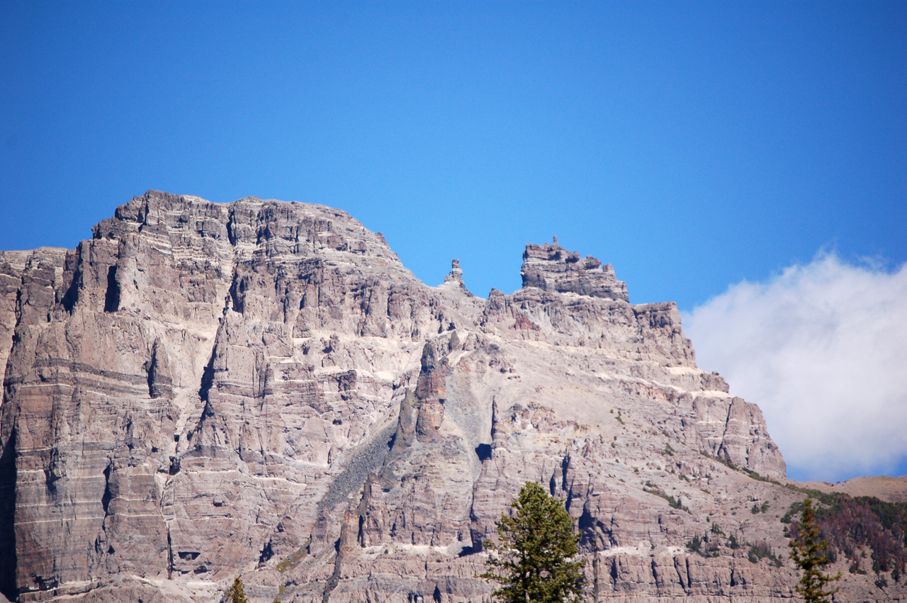 Day 55: Dubois to Colter Bay Village, WY