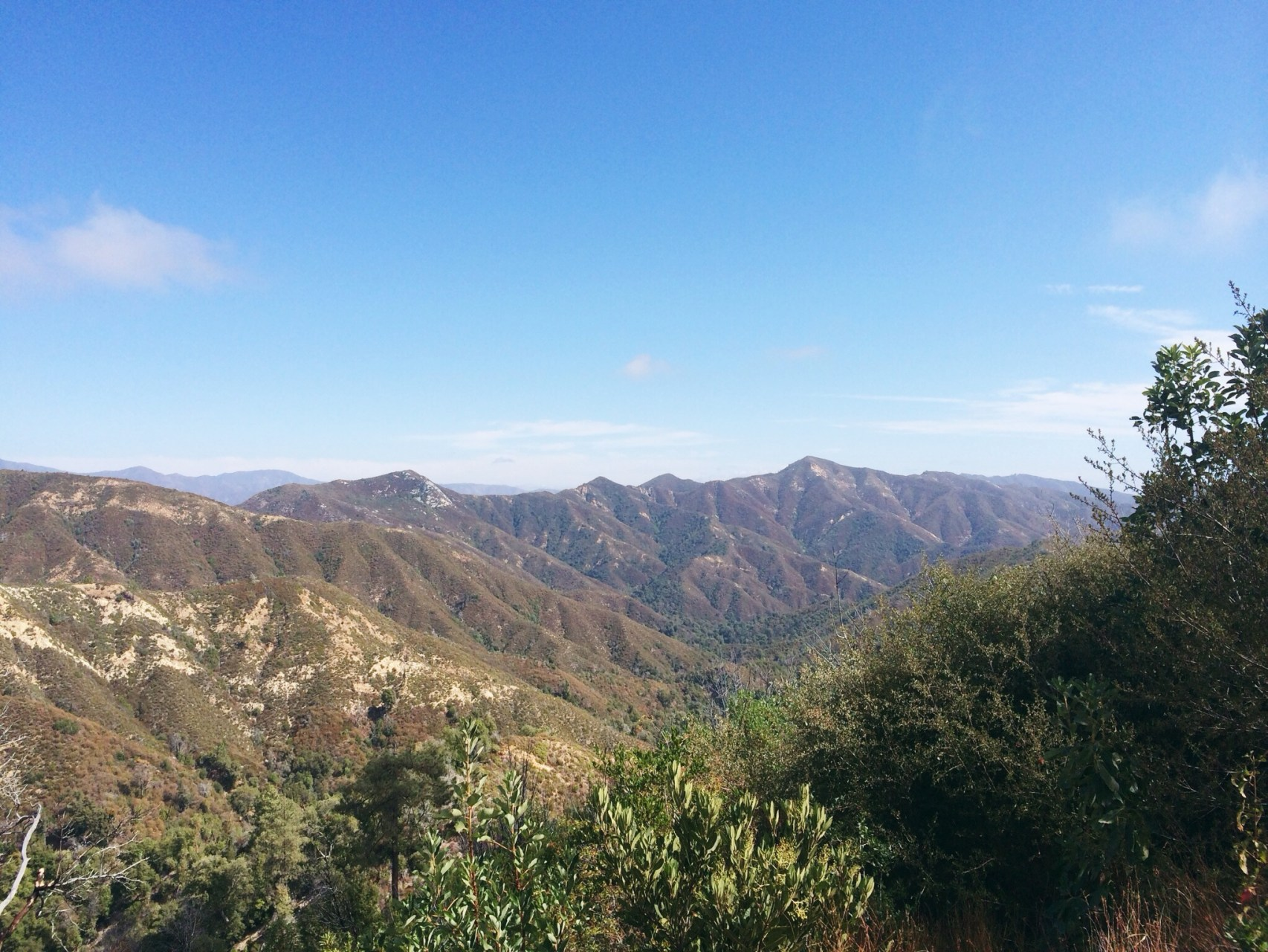 The views up here are amazing. Reminds me of the opening credits of M*A*S*H