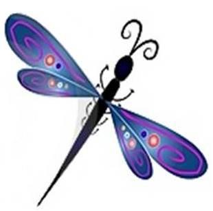 Resultado de imagen de imagen de libélula