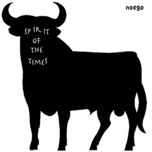 Noego – Spirit Of The Times CD