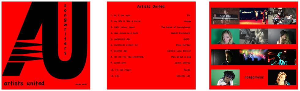 artitsts united noego music