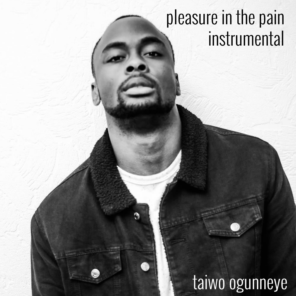 Instrumental Pleasure In The Pain | Taiwo Ogunneye