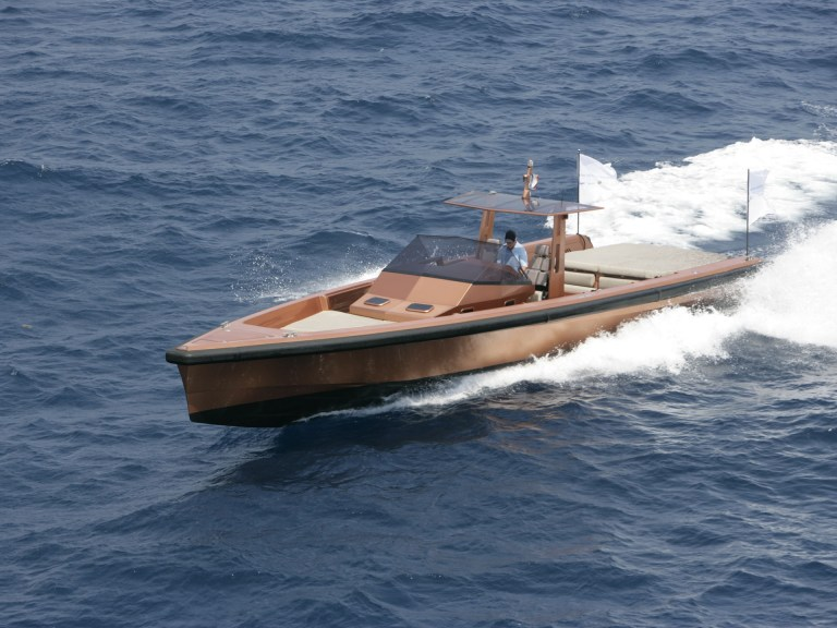 Wally tender boat