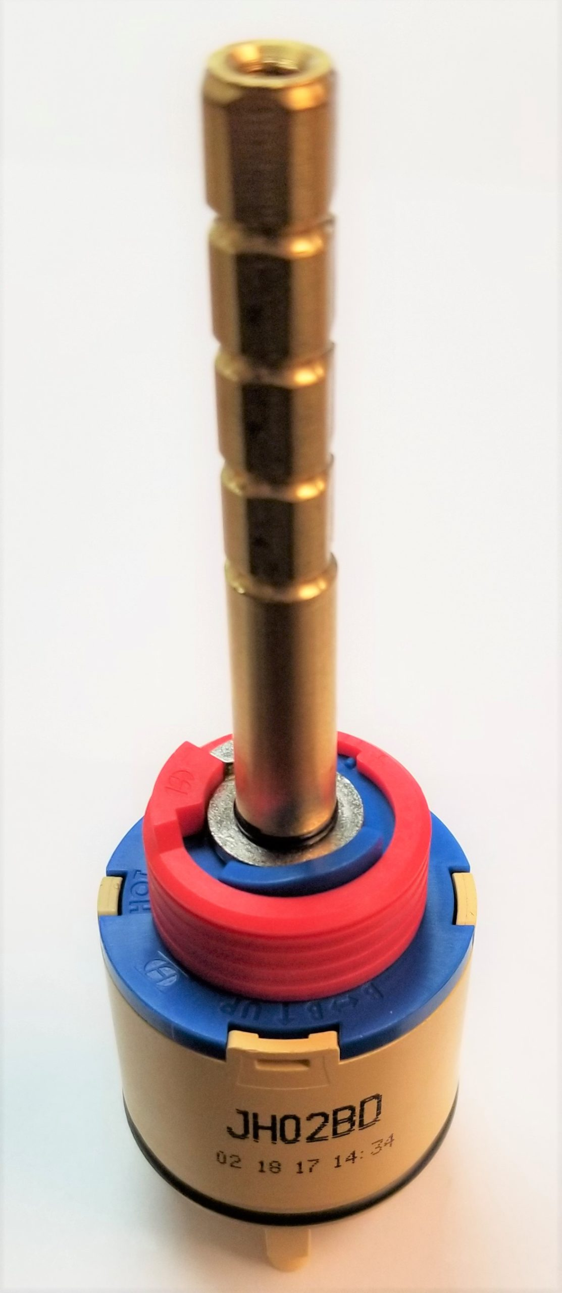 40mm single lever pressure balance