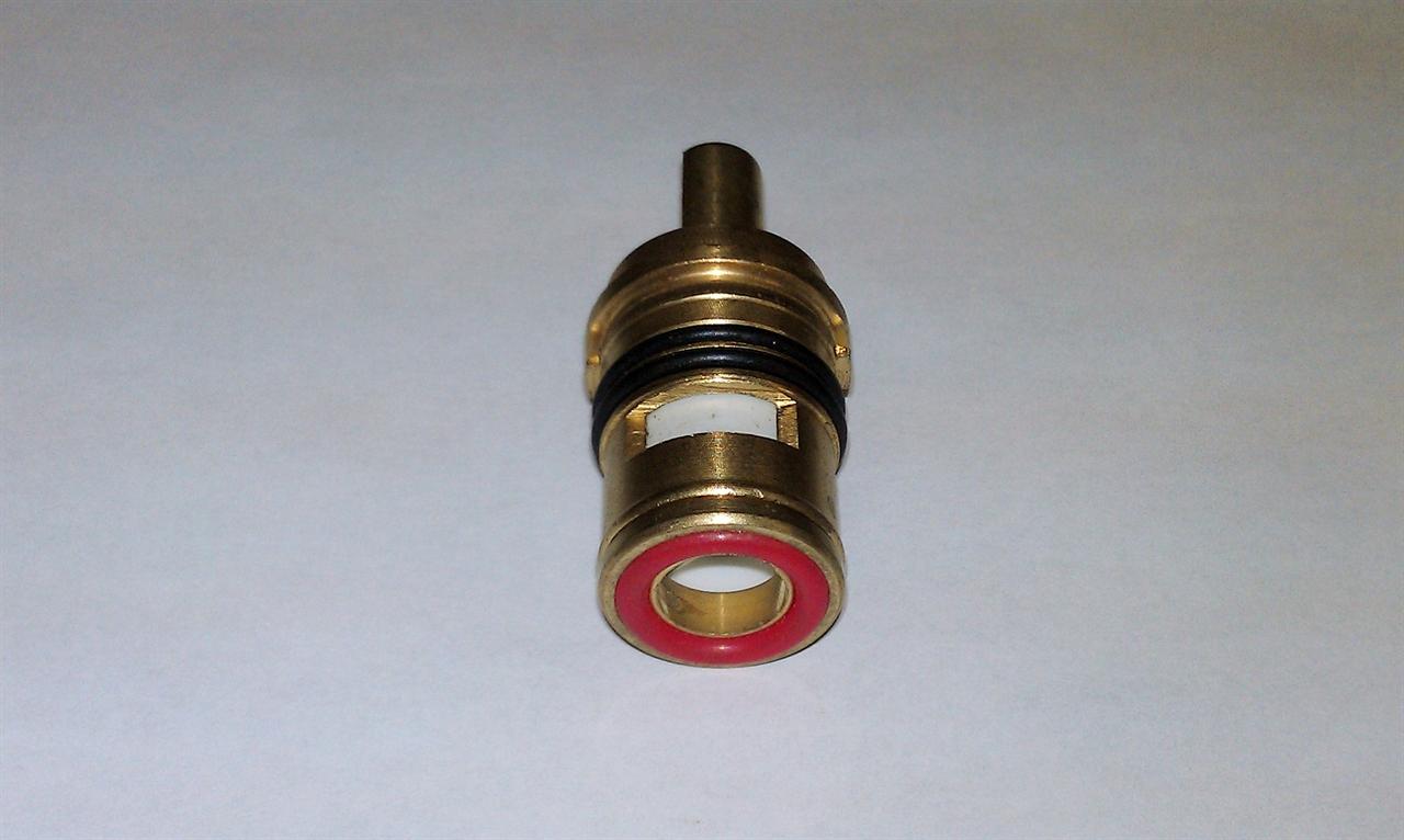 hot brass ceramic cartridge for glacier