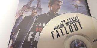 """""""Misión Imposible: Fallout"""" [Blu-ray] [4K UHD] disco portada"""