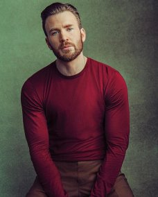 Chris Evans - The Hollywood Reporter 02