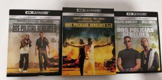 Dos policías rebeldes edición 4K