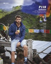 Liam Hemsworth - GQ Australia - May 02