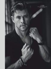 Chris Hemsworth - GQ Mexico 02