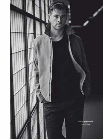 Chris Hemsworth - GQ Mexico 08