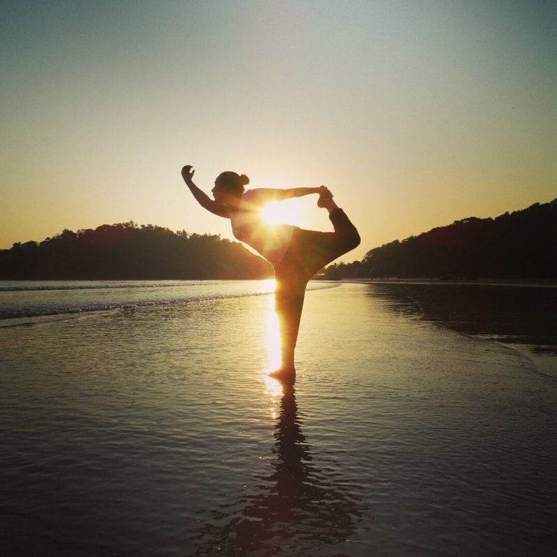 Beach Yoga Palolem places to visit in India