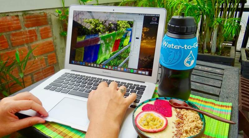 Water-to-Go bottle review