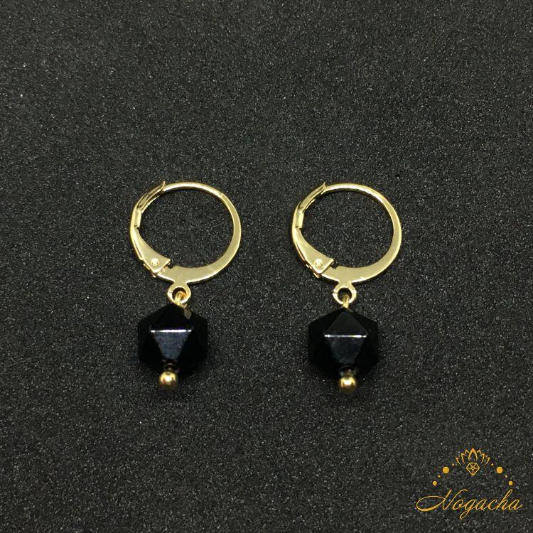 boucles-oreille-plaque-or-dormeuses-onyx-facete