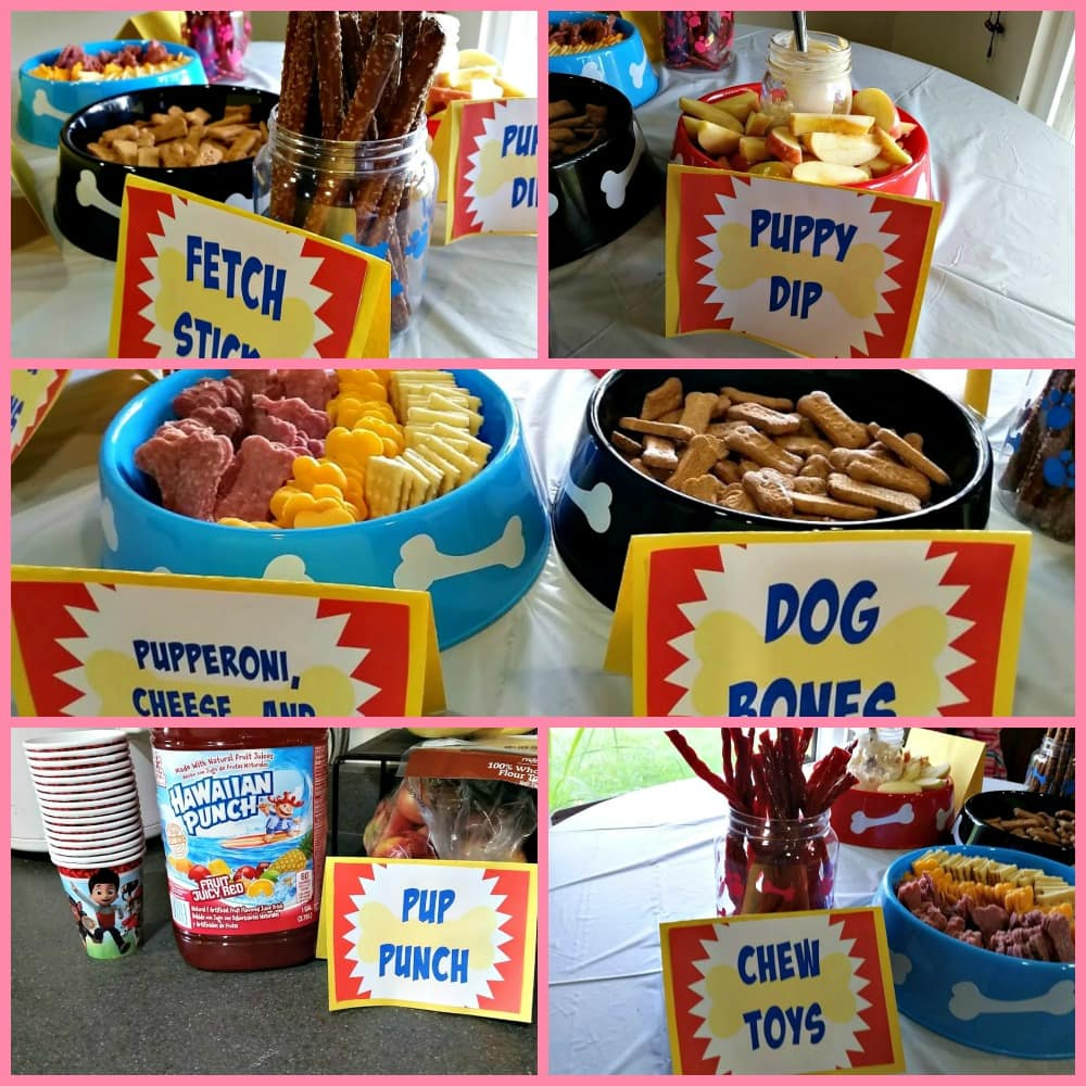 Paw Patrol Party On A Budget No Getting Off This Train