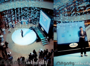 Now you can Catch iButterflies at SM Megamall!