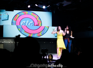 ETC at 10 with Liz and Laureen Uy's newest program and many more!