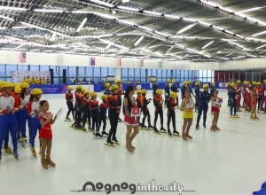 Philippines First to host the Asian Open Short Track Speed Skating Trophy 2014