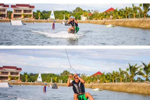 My Fortune and Misfortune Wake Boarding Experience at Cebu Wake Park