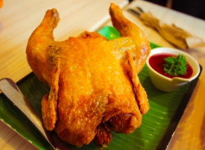 FoodPanda Maginhawa Foodcrawl: Homies Pinoy Fried Chicken