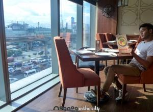 Enjoying Churros and a lot more at Alqueria Restaurante