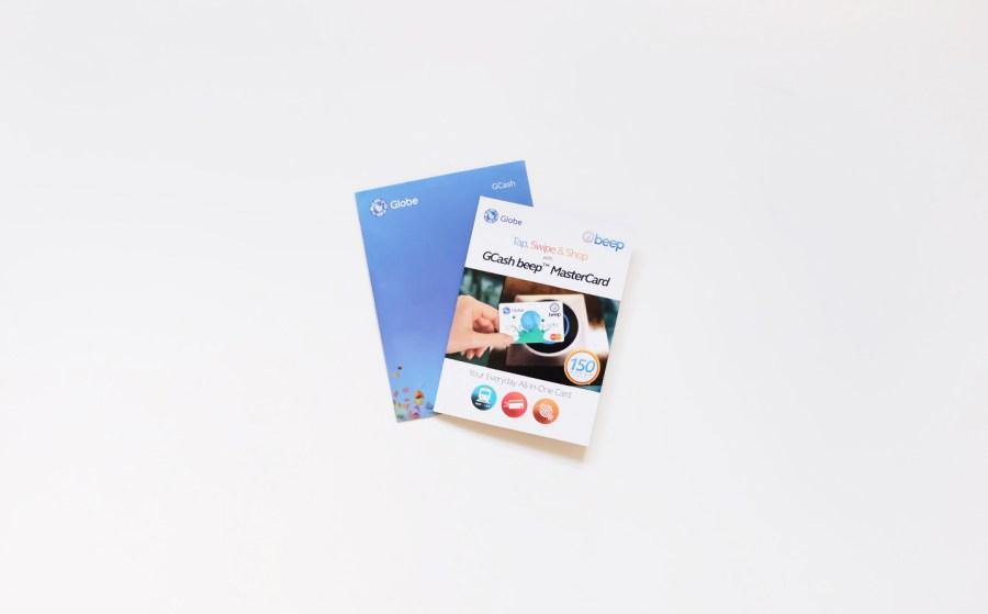 globe gcash beep mastercard