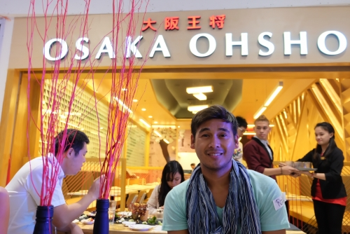 Osaka Ohsho & Café Kumori Now open at SM North EDSA