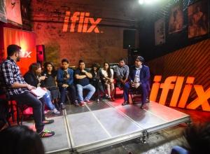 Inside iFlix' #madeINDIEphilippines event