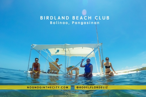Birdland Beach Club, Bolinao – Nesting place in the North!