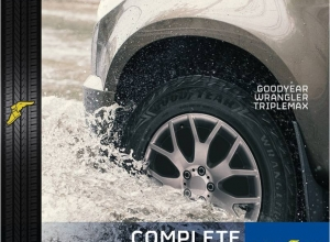 The New Wrangler TripleMax Tires + Goodyear's Road Therapy Campaign