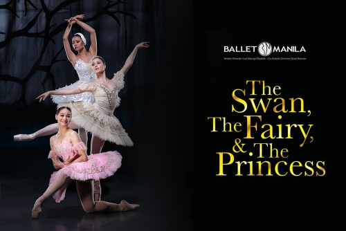 A Masters' Class: Ballet Manila's The Swan, The Fairy and The Princess To Feature Renowned Master Artists