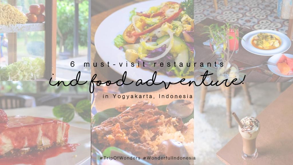 6 Must-Visit Restaurants in Yogyakarta, Indonesia