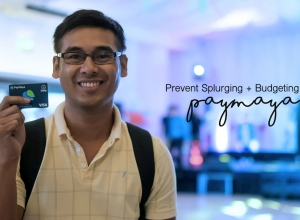 Prevent Splurging with Paymaya + Budgeting Tips