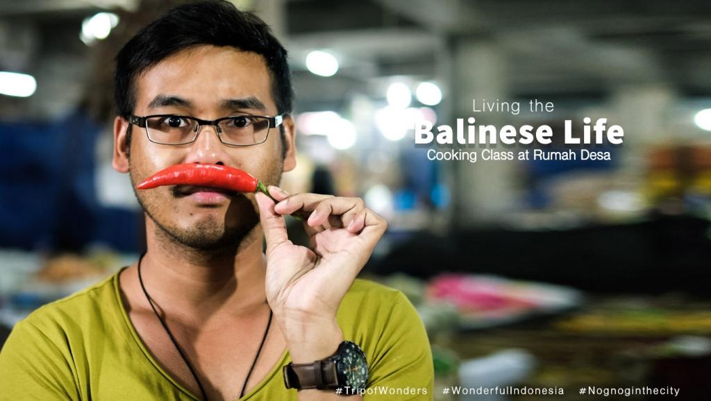 Living the Balinese Life: Cooking Class at Rumah Desa