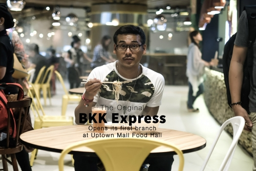 The Original BKK Express opens its very first branch