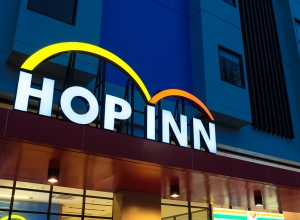 Hop Inn Hotel, Hopping from Thailand to Ermita Manila, Philippines
