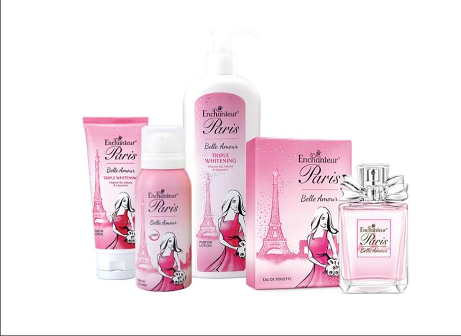 Enchanteur Belle Amour Product Line