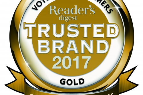 New Categories added to Readers Digest Trusted Brands 2017 Awards