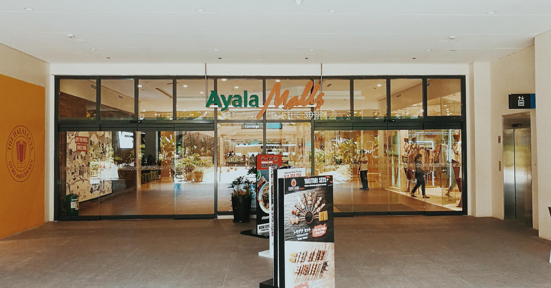 Ayala Center Cebu City Movie Guide - Free Advertisement ...