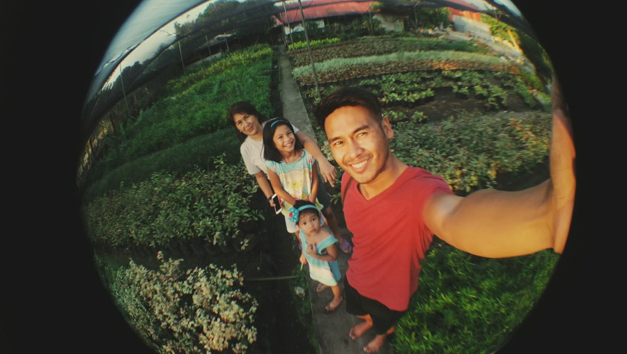 Flordeliz Family