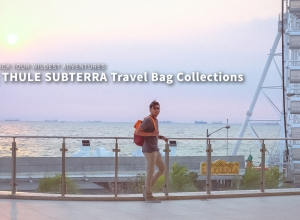 Tick your wildest adventures with Thule Subterra travel bag collections