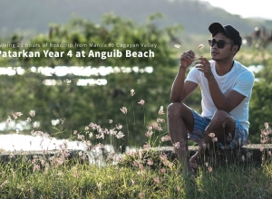 Surviving 21 hours of Roadtrip from Manila to Cagayan Valley + Patarkan Festival Year 4 at Anguib Beach, Sta. Ana, Philippines