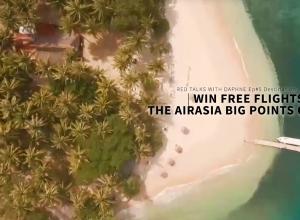 Win Free Trips via The AirAsia BIG Points Quiz (Ep#05 Destination – HARMONY)