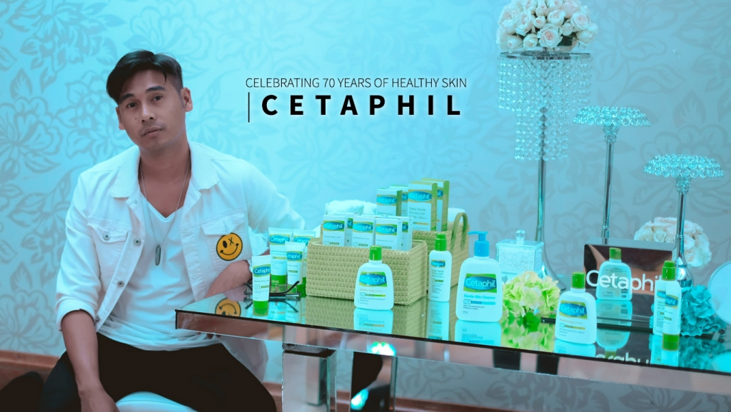 Inside: Cetaphil celebrates its 70 years of healthy skin